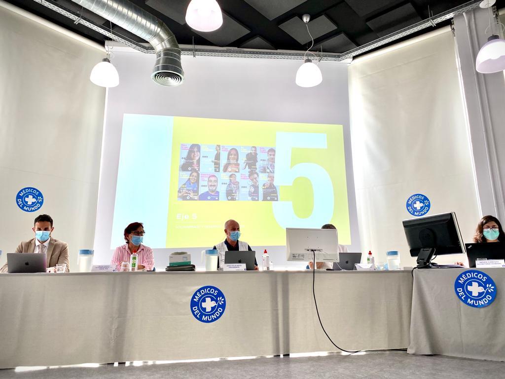Asamblea general ordinaria celebrada en junio de 2020 de manera telemática.