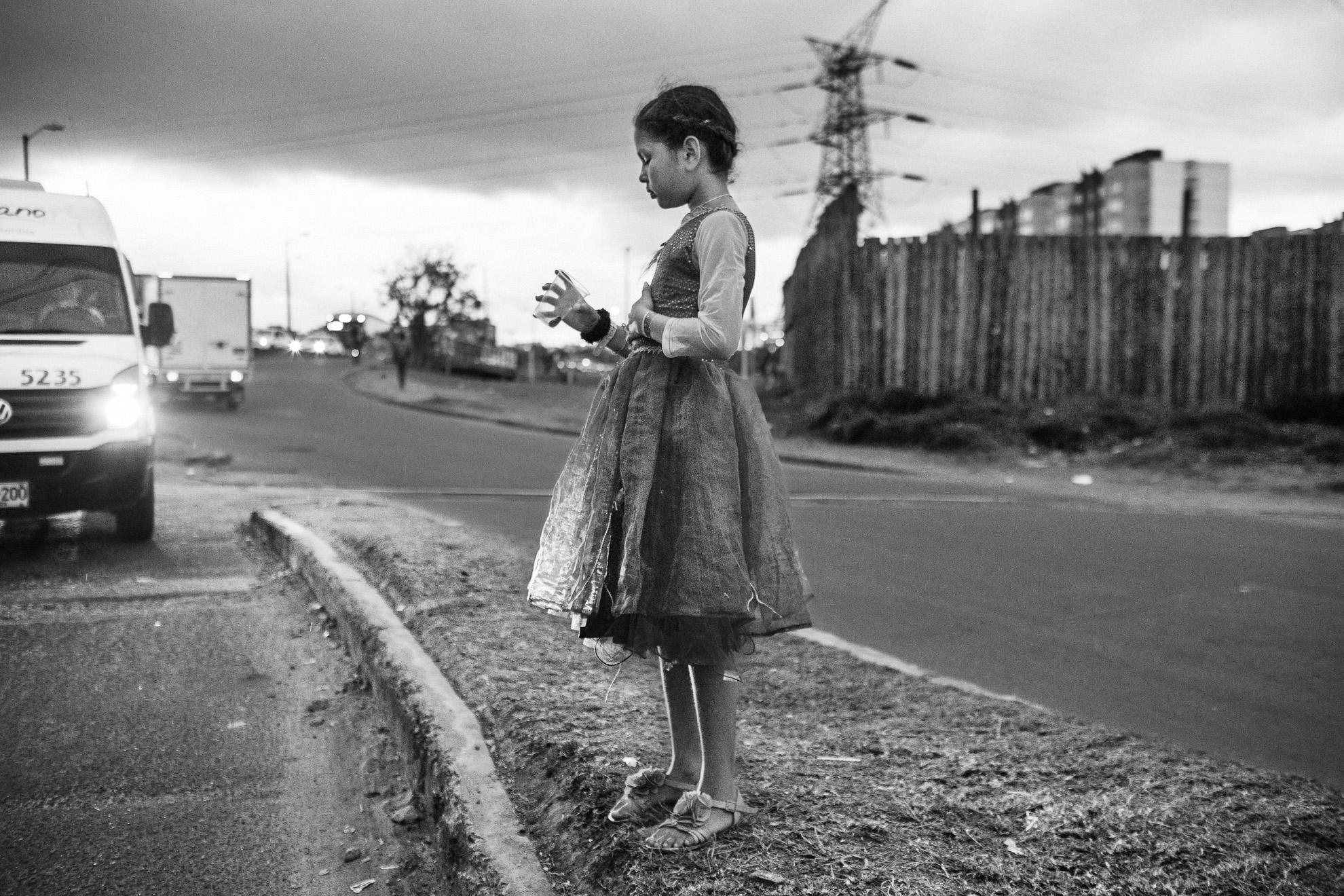 """Una de las fotografías de la serie """"Exodus"""" de NicolóFilippoRosso"""