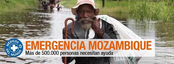 Banner emergencia Mozambique