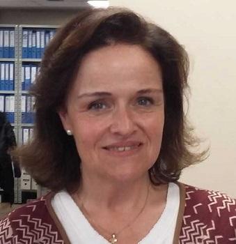 Pilar Martín, responsable de Empresas y Grandes Donantes