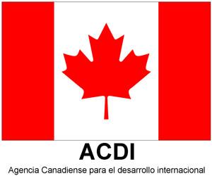 logo Agencia canadiense para el desarrollo internacional