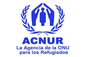 logo de ACNUR