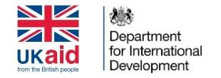 logo Department for International Development Gov UK