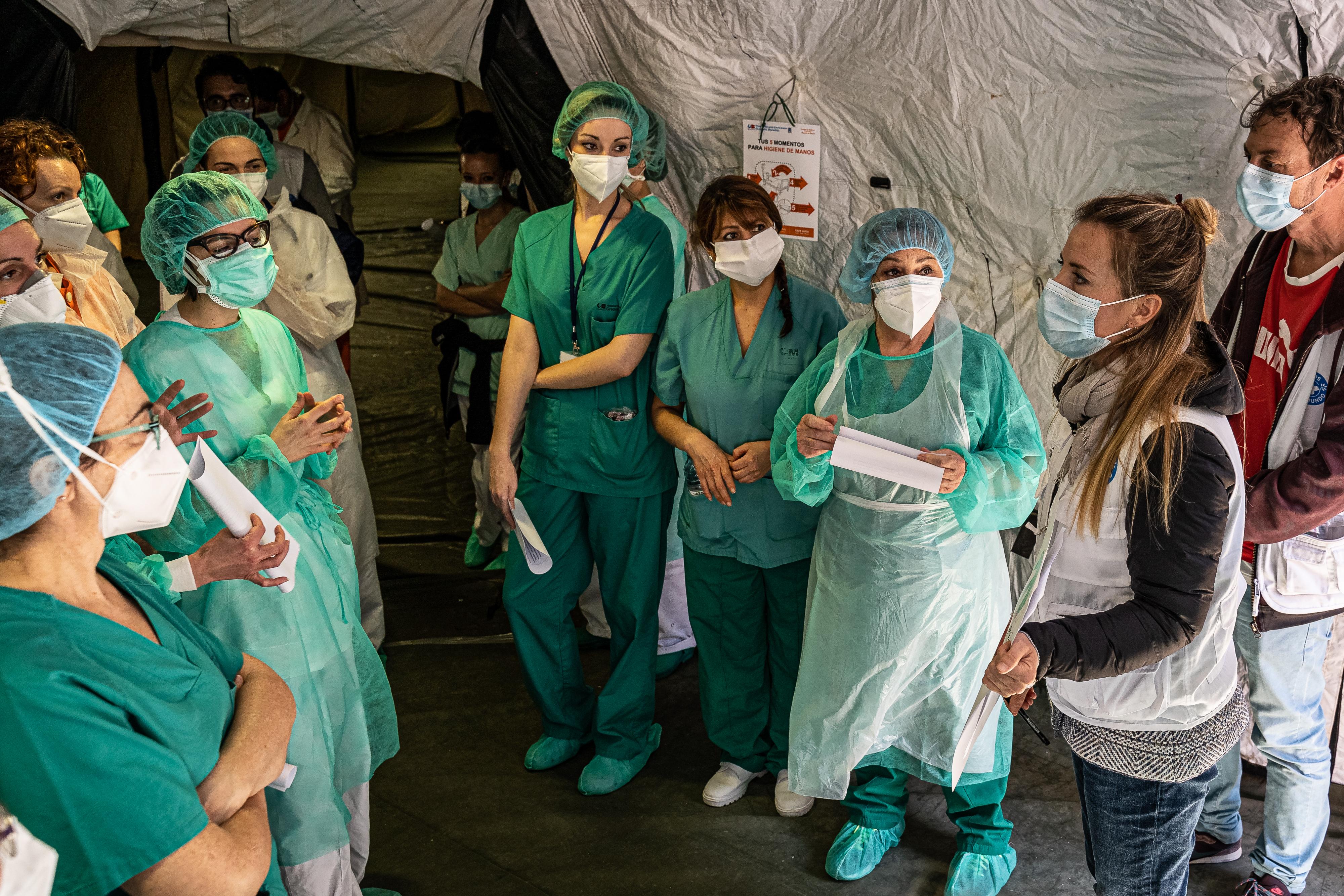 Fotografía: Ignacio Marín / Médicos del Mundo.