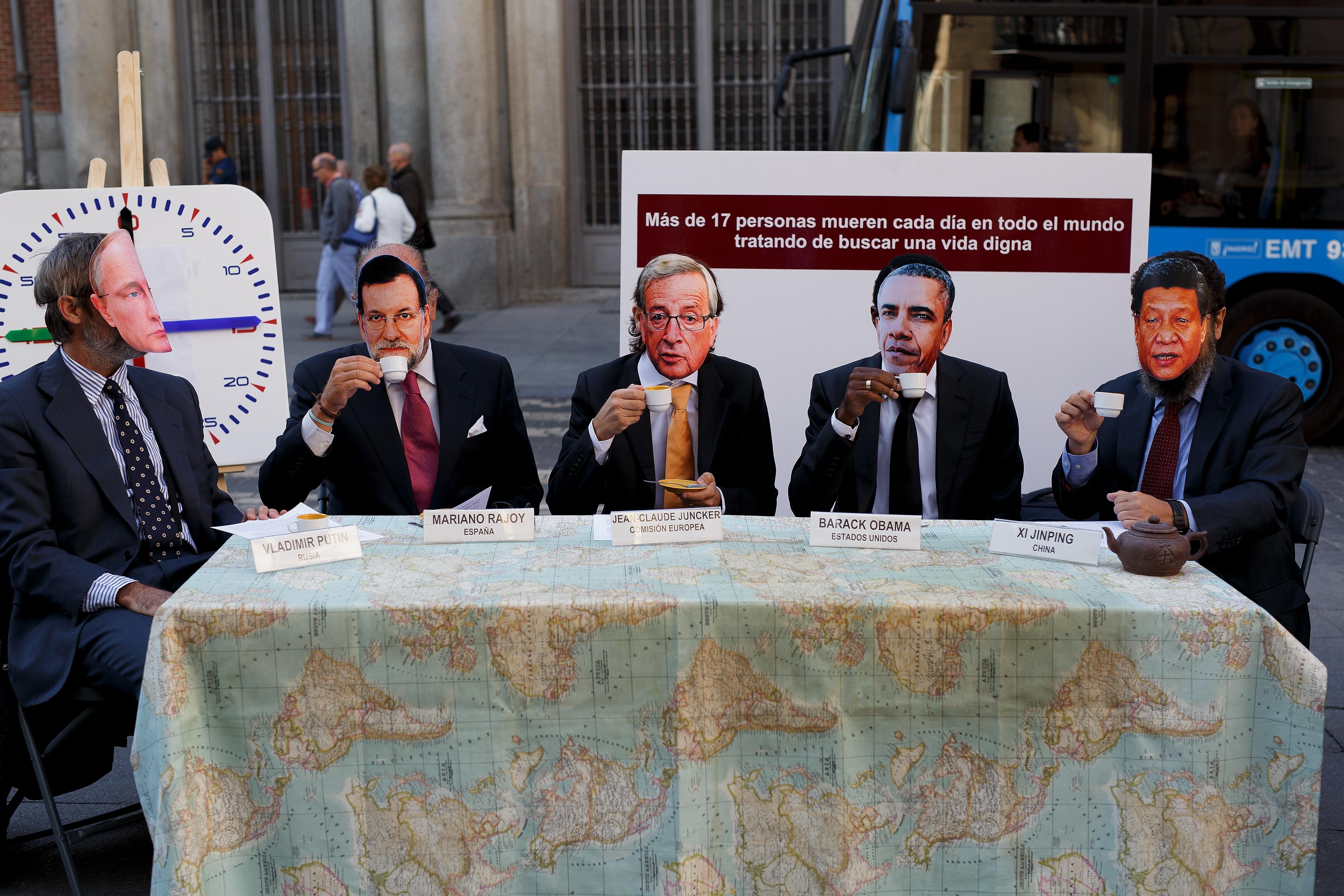 Acto 16s   Su Tiempo Se Acaba   Fotos De Pablo Blazquez 11 - MdM España