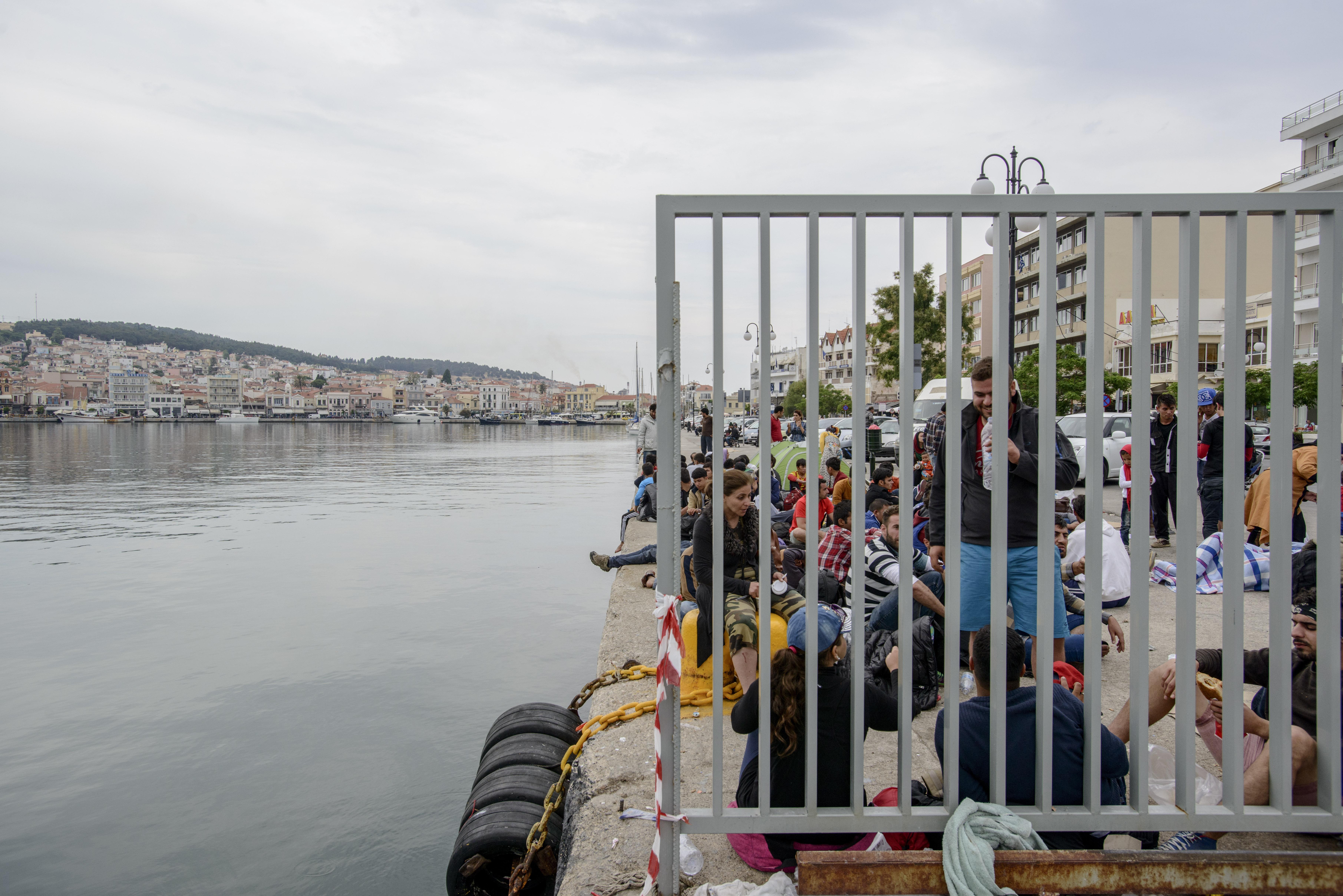 Guillaumepinon Mdm Greece  Migrants 62 - MdM España