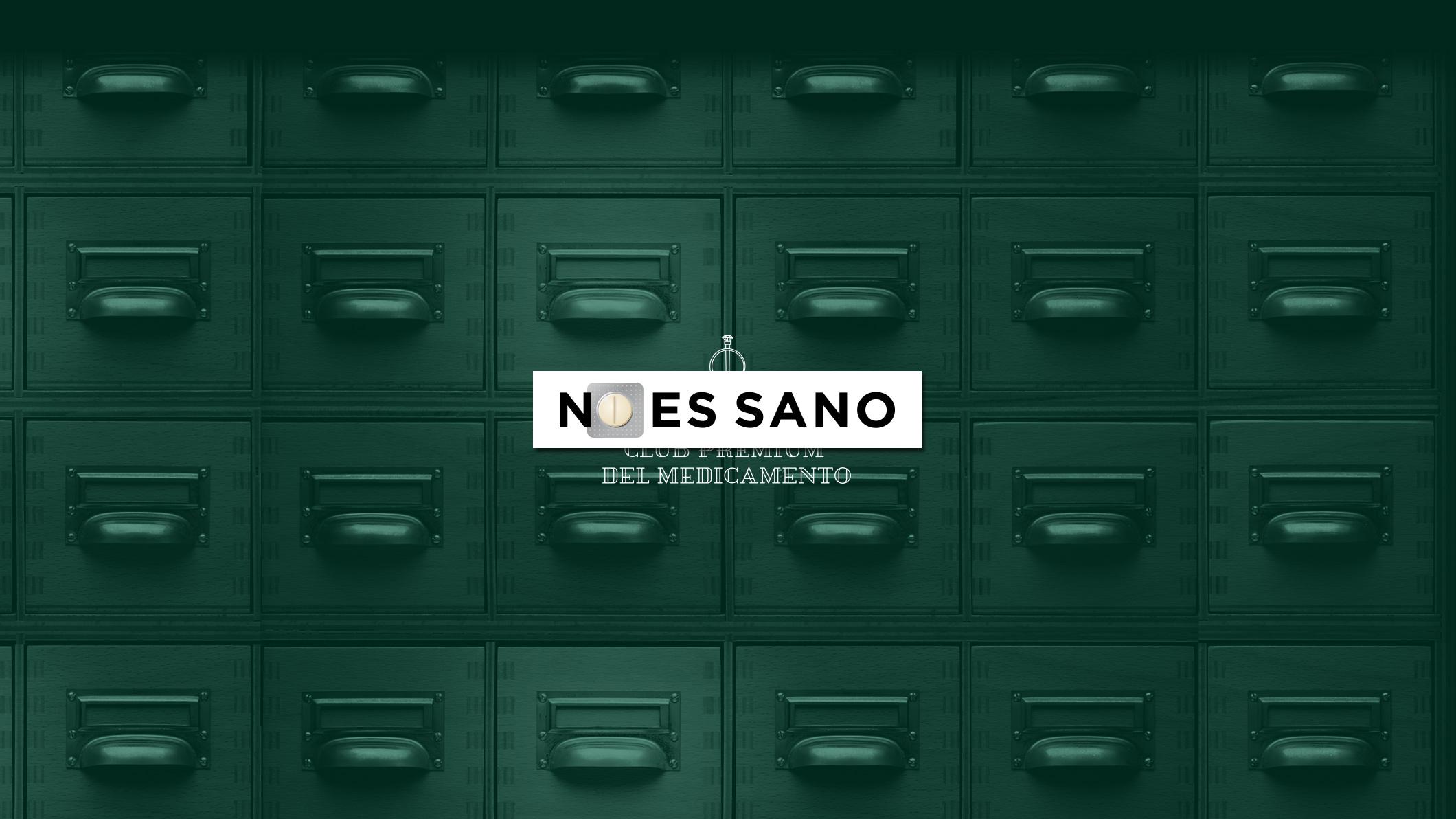 No Es Sano Medicamentos - MdM España