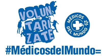 Voluntarizate Medicosdelmundo Castellano - MdM España