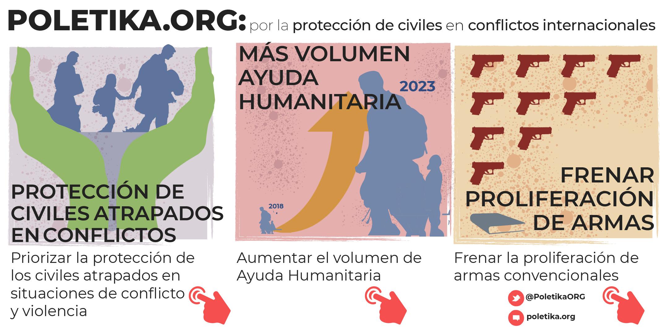 Infografía de Polétika 2.