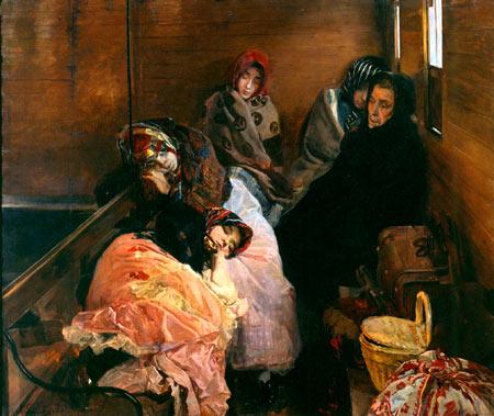 Trata de blancas, Joaquín Sorolla Bastida, 1894.