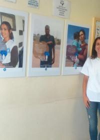 Exposición 'Personas que se mueven' en Lanzarote