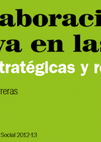 Portada informe La colaboración efectiva en las ONG