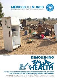 portada informe Demolishing mental health