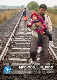 Portada Summary 2015 Report - Resumen de la Memoria 2015 en inglés