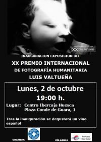 Inauguración el 2 de octubre en el Centro Ibercaja