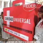 Informe sobre exclusión sanitaria en España publicado por REDER en 2017