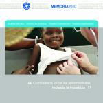 Portada Memoria Médicos del Mundo 2010 - Consulta la versión online