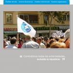 Portada Memoria Médicos del Mundo 2012 - Consulta la versión on line