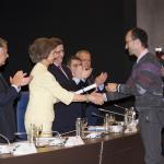 En el X aniversario de la Fundación Mutua Madrileña, Médicos del Mundo ha sido reconocida por el trabajo con los colectivos en riesgo de exclusión social.
