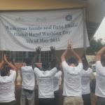 World Hand Washing Day es una jornada declarada por la OMS el 5 de mayo.