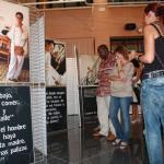 """En Almería, el ciclo de cine documental coincidió con la exposición """"Mujeres de vida alegre"""""""