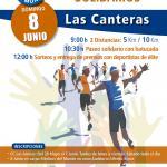 La carrera y paseos solidarios son una Iniciativa a beneficio de Médicos del Mundo Canarias.