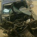 El vehículo pisó una mina en la carretera de Kidal, resultando heridos gravemnnte dos malienses del equipo de Médicos del Mundo Bélgica.