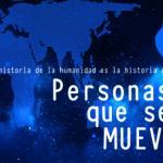 La historia de la humanidad es la historia de personas que se mueven.