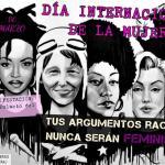 'Dignas, diversas, insumisas. Juntas por nuestros derechos' es el lema de la manifestación del 8 de marzo en Madrid.