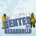"""Jasmina, Amador, Raimundo y Susana son los personajes de la serie """"Gentes del Desarrollo""""."""