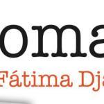 """Portada del libro """"Indomable"""" de Fátima Djarra y Gorka Moreno"""