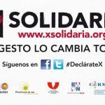 imagen X Solidaria 2015