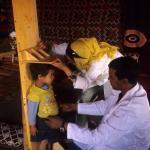 Médicos del Mundo está presente en los campamentos de personas refugiadas saharauis de Tinduf desde 1995.