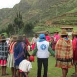 En la región de Huancavelica trabajamos para incrementar la capacidad de respuesta a las necesidades de salud mental y psicosocial de la población.