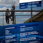 Cartel con el programa del Festival Artículo 31 de Médicos del Mundo Comunidad de Madrid.