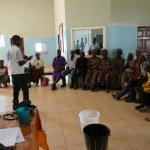 Se ha iniciado un programa de prevención del ébola en la zona noreste de Sierra Leona, fronteriza con Guinea, origen del brote actual.