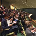 Asamblea General de Naciones Unidas: ¡Migrar no es un crimen!