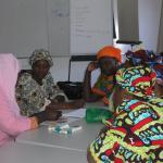 Taller de prevención de la mutilación genital femenina, Huesca 2010