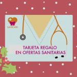 Tarjeta regalo para colaborar con Médicos del Mundo en la defensa del derecho a la salud.
