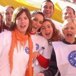 Voluntarios y voluntarias de la Sede de Médicos del Mundo Andalucía.