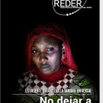 Portada del Informe REDER Imagen de una mujer africana