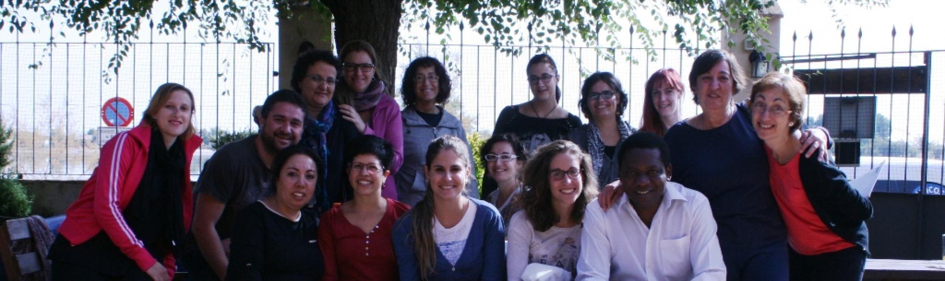 encuentro de voluntariado de Médicos del Mundo Castilla La Mancha