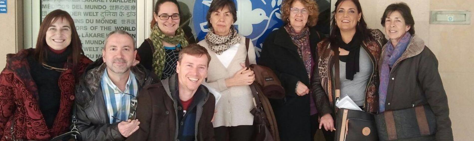 Voluntariado sede Asturias
