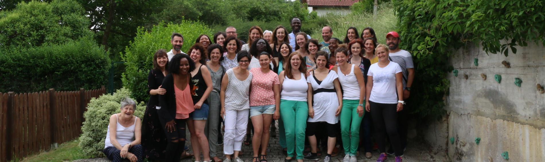 voluntariado de Médicos del Mundo Navarra