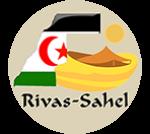 logo de la Asociación de Amigos del Pueblo Saharaui de Rivas-Sahel