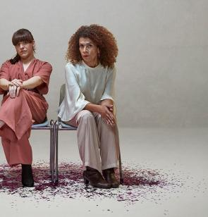 Violet Ferrer, Eden Provecho y Duviela Agredo