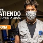 Ayudamos a las personas más vulnerables en esta emergencia por coronavirus
